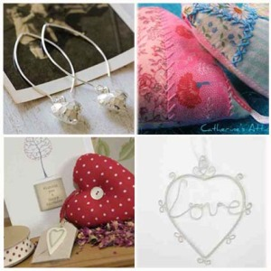 A selection of images hearts