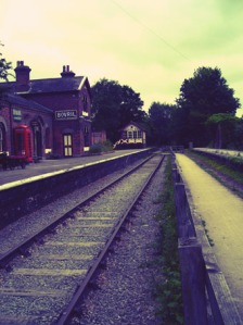 Hadlow Road Station, Wirral
